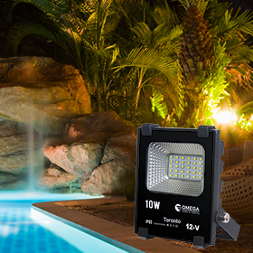 Flood light 12V