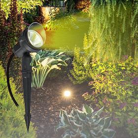 Garden Light PLUG & PLAY