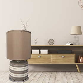 E27 decorative table lamp
