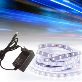 Led Strips Including Adapter KIT