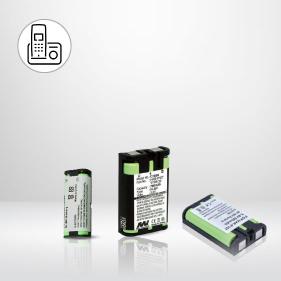 Cordless phones Batteries