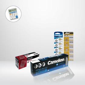 Lithium Button Batteries