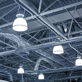 Industrial Led fixtures