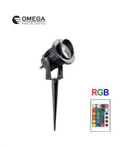 ספייק LED RGB 12V