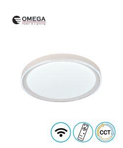 פלפון דגם Bright חלבי CCT כולל שלט ו- WIF