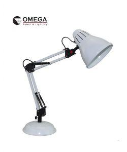 מנורת שולחן מעוצבת פלמינגו לבן