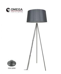 מנורת רצפה דקורטיבית דגם מורן גדול