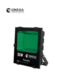 פנס הצפה מקצועי TORONTO - אור ירוק